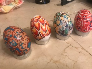 detail eggs